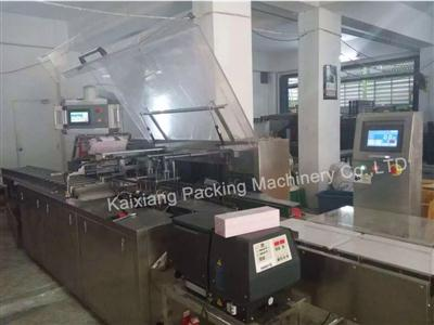 Machine in Thailand Customer Factory