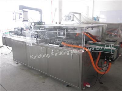 Paper Tissue Box Packing Machine