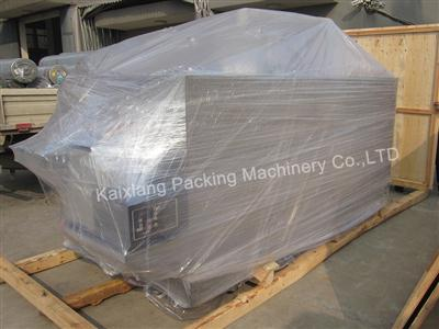 packing of machines