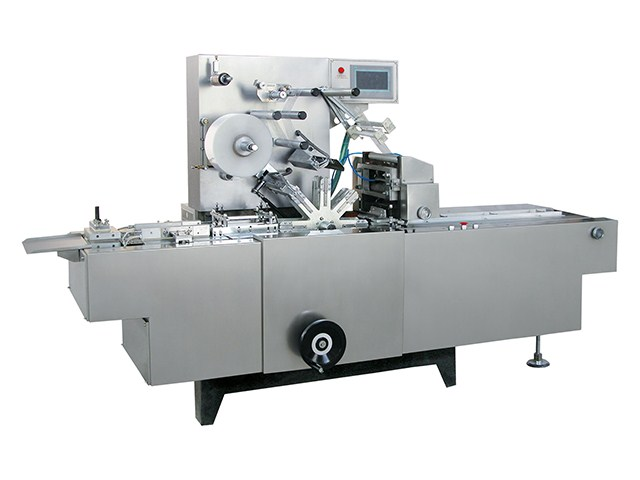 KX-250 Plastic overwrapping machine