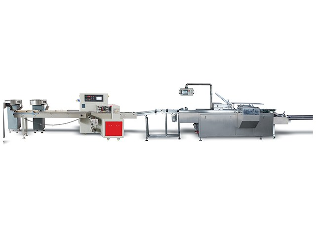 KXZ-100A Automatic Bearing Packaging Production Line