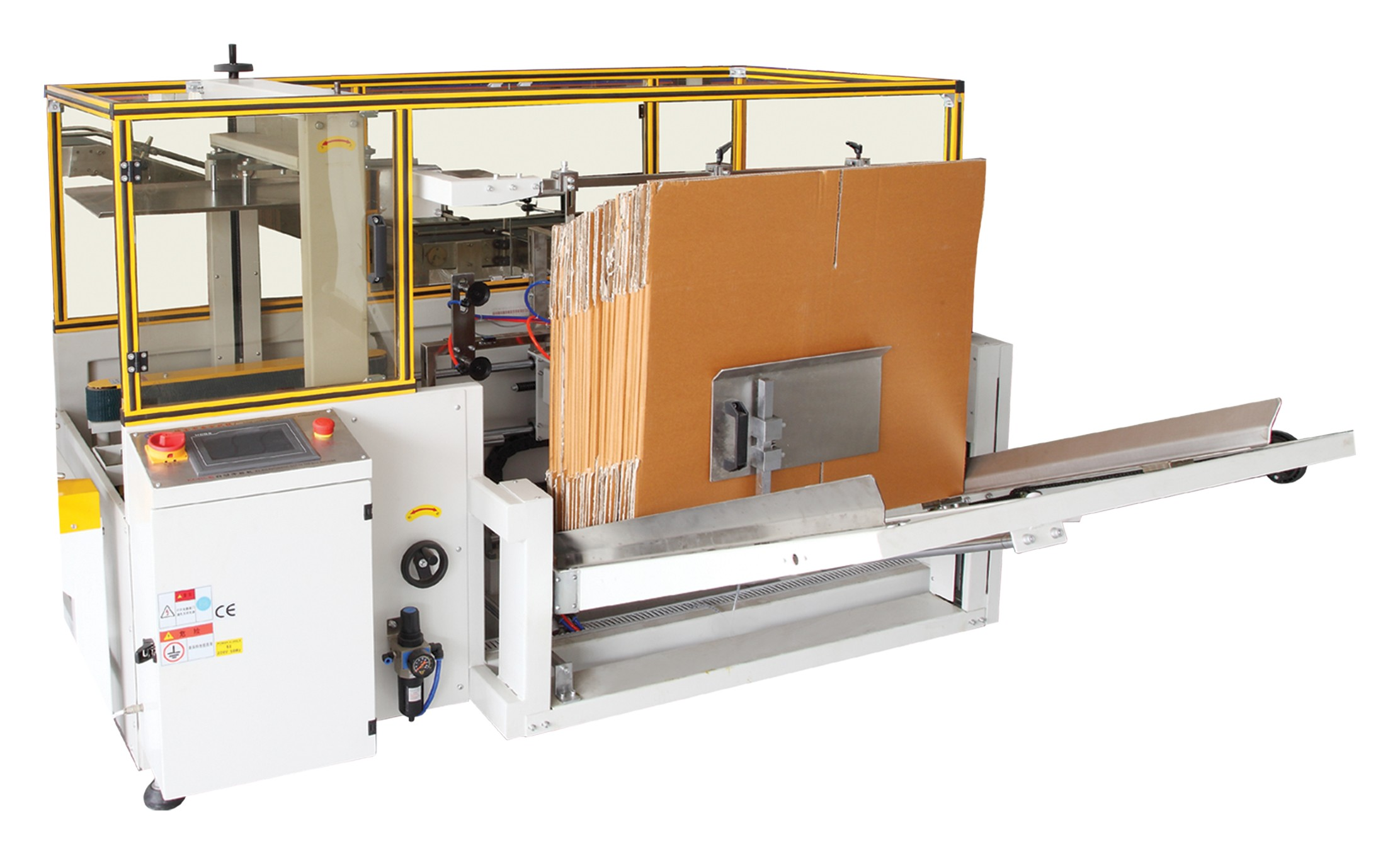Carton Box Forming Machine